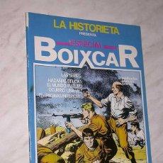 Cómics: LA HISTORIETA PRESENTA: ESPECIAL BOIXCAR Nº 10. HAZAÑAS BÉLICAS MUNDO FUTURO OCURRIÓ UNA VEZ. 1980.. Lote 57939722