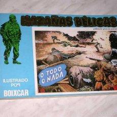 Cómics: HAZAÑAS BÉLICAS Nº 6. EXTRA RETAPADO. ILUSTRADO POR BOIXCAR. URSUS, AÑOS 80. VER RELACIÓN. ++++. Lote 57961160