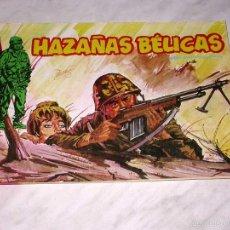 Cómics: HAZAÑAS BÉLICAS Nº 80. ILUSTRADO POR BOIXCAR. URSUS, 1973. VER RELACIÓN. ++++. Lote 57961436