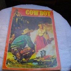 Cómics: COMICS - PARA ADULTOS- COW BOY Nº 22 -EDICIONES URSUS- VER FOTOS - MIRAR TODOS MIS LOTES DE TEBEOS. Lote 58092050