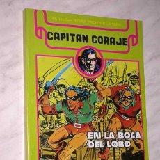 Cómics: CAPITÁN CORAJE TOMO Nº 1. GARCÍA IRANZO. RETAPADO CON LOS 11 PRIMEROS NÚMEROS. URSUS, 1982. ++++. Lote 58284395