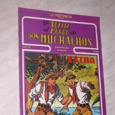 Cómics: LA HISTORIETA PRESENTA: LA VUELTA AL MUNDO DE DOS MUCHACHOS Nº 13. BOIXCAR. URSUS, 1982. 3 PRIMEROS.. Lote 58359940