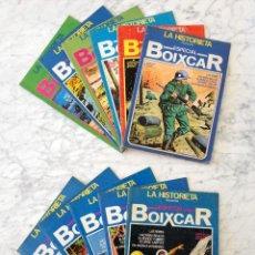 Cómics: LA HISTORIETA - ESPECIAL BOIXCAR - LOTE DE 11 CÓMICS - NºS 2-3-4-5-6-7-8-9-10-11-14 - URSUS - 1980. Lote 58792806