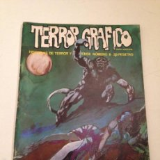 Cómics: TERROR GRAFICO Nº 6. 1972 URSUS. LAGOA.. Lote 61160251
