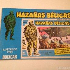 Cómics: HAZAÑAS BELICAS Nº 164. LECCIÓN DE AMISTAD / EL INOCENTE / FUEGO EN INDOCHINA. 1986 URSUS.. Lote 61171163