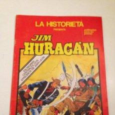 Cómics: LA HISTORIETA PRESENTA JIM HURACAN Nº 18. URSUS 1983. Lote 61193539