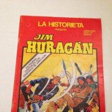 Cómics: LA HISTORIETA PRESENTA JIM HURACAN Nº 18. URSUS 1983. Lote 61193551