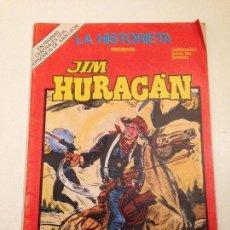 Cómics: LA HISTORIETA PRESENTA JIM HURACAN Nº 21. URSUS 1983. Lote 61193583