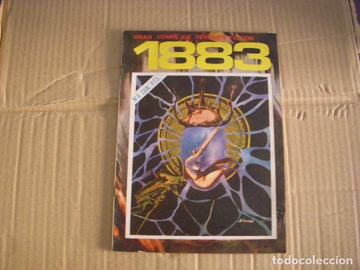 1983 Nº 8, EDITORIAL TIEMPO (Tebeos y Comics - Ursus)