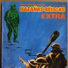 Cómics: HAZAÑAS BÉLICAS EXTRA Nº 5 COMIC DE GUERRA ED. URSUS AÑOS 70. Lote 64404627
