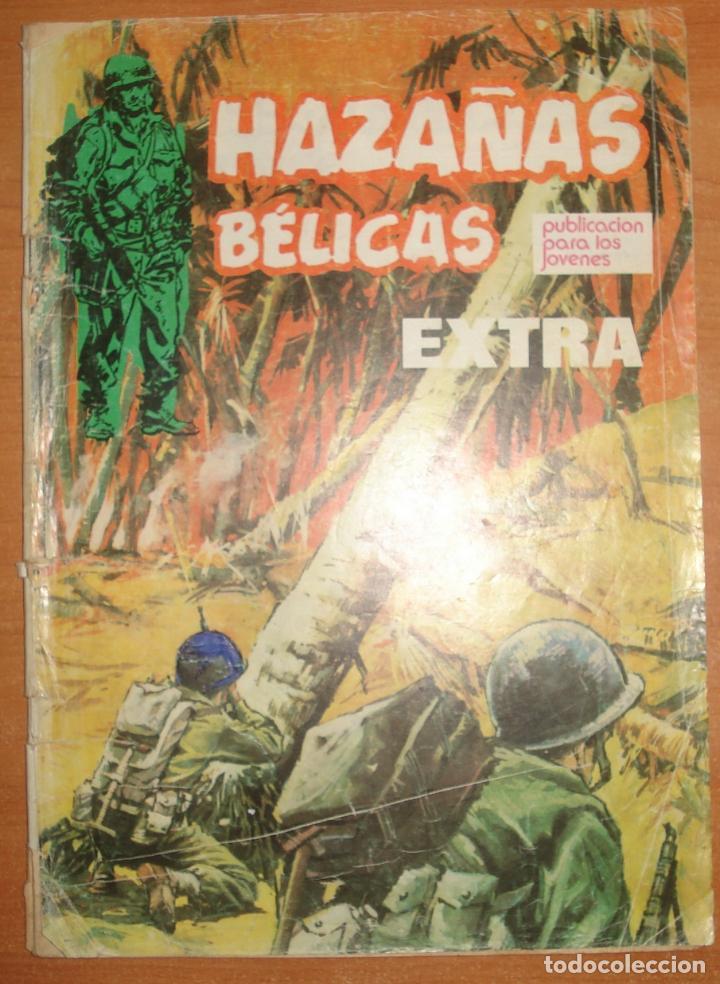 HAZAÑAS BELICAS EXTRA. Nº 28. URSUS EDICIONES. AÑO 1979. (Tebeos y Comics - Ursus)