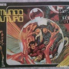 Cómics: EL MUNDO FUTURO Nº 22. URSUS, 1973.. Lote 66516210