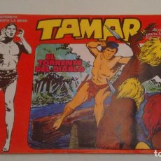 Fumetti: LA HISTORIETA PRESENTA: TAMAR. Nº 8. EL TORRENTE DEL DIABLO. URSUS 1980. Lote 67736445