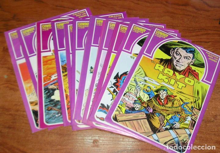 RAYO KIT · EL REY DE LA PRADERA IRANZO URSUS COMPLETA 12 Nº (Tebeos y Comics - Ursus)