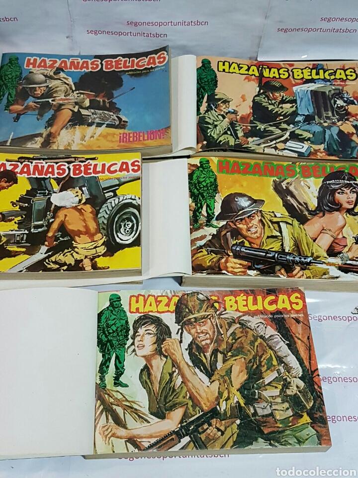 Cómics: LOTE COMPLETO - HAZAÑAS BÉLICAS - N ° 48 AL 100 - ED. URSUS - Foto 2 - 72239065