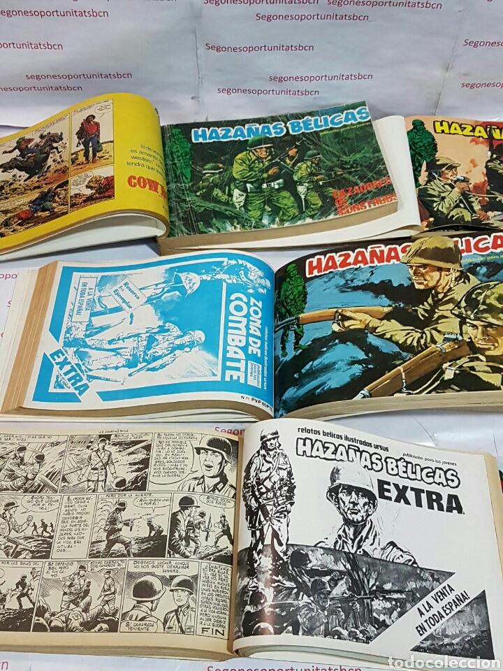 Cómics: LOTE COMPLETO - HAZAÑAS BÉLICAS - N ° 48 AL 100 - ED. URSUS - Foto 3 - 72239065