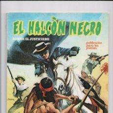 Comics : EL HALCÓN NEGRO Nº 6. Lote 203604426