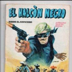 Comics : EL HALCÓN NEGRO Nº 1. Lote 74272263