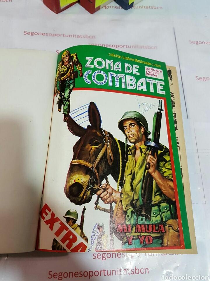 Cómics: LOTE - ZONA DE COMBATE EXTRA - 5 TOMOS - N°1 AL 39 - ED. URSUS - 1979 - Foto 7 - 75399493