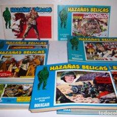 Cómics: URSUS/ HAZAÑAS BELICAS (TOMOS AZULES), COMPLETA, DEL 101 AL 186 /VER FOTOS.... Lote 76848727