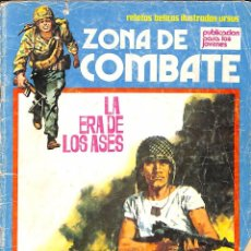 Cómics: ZONA DE COMBATE Nº 36 LA ERA DE LOS ASES. Lote 77414269