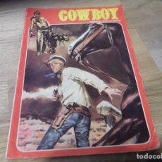 Cómics: COWBOY. URSUS EDICIONES. NÚMERO 14. ORO DE LEY. ¡DIFÍCIL!. ÚNICO EN TODOCOLECCIÓN.. Lote 78123465