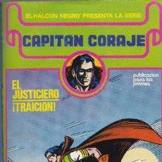 Cómics: EL CAPITAN CORAJE.- COMPLETA, 44 AVENTURAS. UN TOMO. URSUS EDICIONES 1982 (LEER Y VER FOTOS). Lote 81019648
