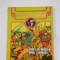 Cómics: CAPITÁN CORAJE. EN LA BOCA DEL LOBO. G. IRANZO. URSUS EDICIONES. TOMO 1º. NUMEROS 1 AL 11. TDKC23. Lote 83368908