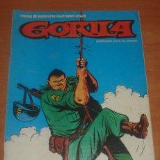 Cómics: GORILA. LAS TRIBULACIONES DE GORILA EN CHINA. Nº 6. EUGENIO SOTILLOS. ALAN DOYER. URSUS EDICIONES.. Lote 83709840