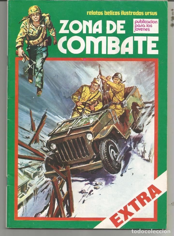 ZONA DE COMBATE Nº 32 EDICIONES URSUS (Tebeos y Comics - Ursus)