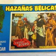 Cómics: HAZAÑAS BÉLICAS -Nº. 131- (AÑO 1973) - MUY BIEN CONSERVADO. Lote 90204288