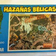 Cómics: HAZAÑAS BÉLICAS -Nº. 125- (AÑO 1973) - MUY BIEN CONSERVADO. Lote 90204792