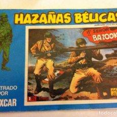 Cómics: HAZAÑAS BÉLICAS -Nº. 118- (AÑO 1973) - MUY BIEN CONSERVADO. Lote 90205168