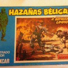 Cómics: HAZAÑAS BÉLICAS -Nº. 116- (AÑO 1973) - MUY BIEN CONSERVADO. Lote 90205304