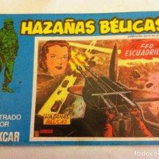 Cómics: HAZAÑAS BÉLICAS -Nº. 114- (AÑO 1973) - MUY BIEN CONSERVADO. Lote 90205500