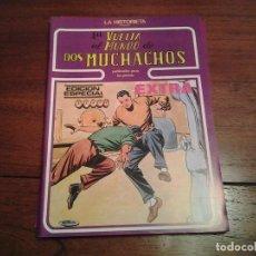 Cómics: LA VUELTA AL MUNDO DE DOS MUCHACHOS - REEDICION - COMPLETA 4 NUMEROS - MUY NUEVOS -DIBUJANTE BOIXCAR. Lote 92148225