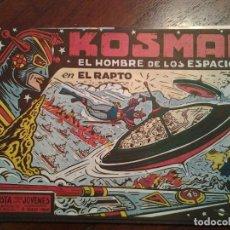 Cómics: KOSMAN - REEDICION - COMPLETA 16 NUMEROS - MUY NUEVOS - DIBUJANTE IRANZO. Lote 92150285