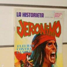 Cómics: LA HISTORIETA PRESENTA LA SERIE JERONIMO Nº 8 FLECHAS CONTRA CAÑONES - URSUS EDICIONES -. Lote 95759911