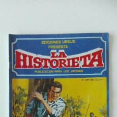 Cómics: LA HISTORIETA SAFARI FOTOGRÁFICO NÚMERO 5 URSUS 1980. Lote 95764311