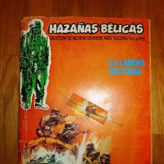 Cómics: HAZAÑAS BÉLICAS. Nº 2 : LA LANCHA SOLITARIA. Lote 95824759