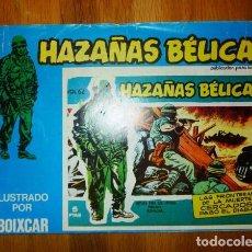 Cómics: HAZAÑAS BÉLICAS. Nº 162 : LAS FRONTERAS DE LA MUERTE ; CERCADOS ; PAGÓ EL DIABLO. Lote 95824811