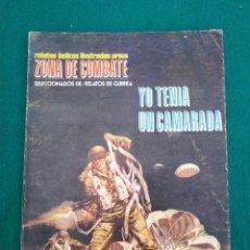 Cómics: ZONA DE COMBATE. Nº 5. YO TENIA UN CAMARADA. EDICIONES URSUS. Lote 96044131