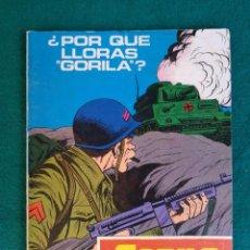 Cómics: GORILA-URSUS- Nº5 HEIL GORILA Y ¿PORQUE LLORAS GORILA? . Lote 96077847