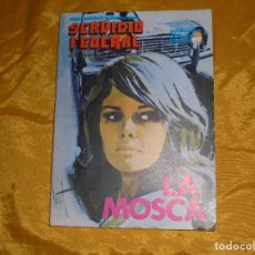 Cómics: LA MOSCA. SERVICIO FEDERAL Nº 5. EDICIONES URSUS. 1973. Lote 96694051