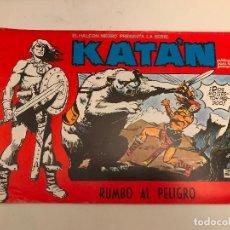 Cómics: KATAN Nº 2. EDICIONES URSUS. 1980. Lote 99799131