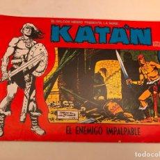 Cómics: KATAN Nº 4. EDICIONES URSUS. 1980. Lote 99799431