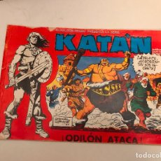 Cómics: KATAN Nº 10. EDICIONES URSUS. 1980. Lote 99812615