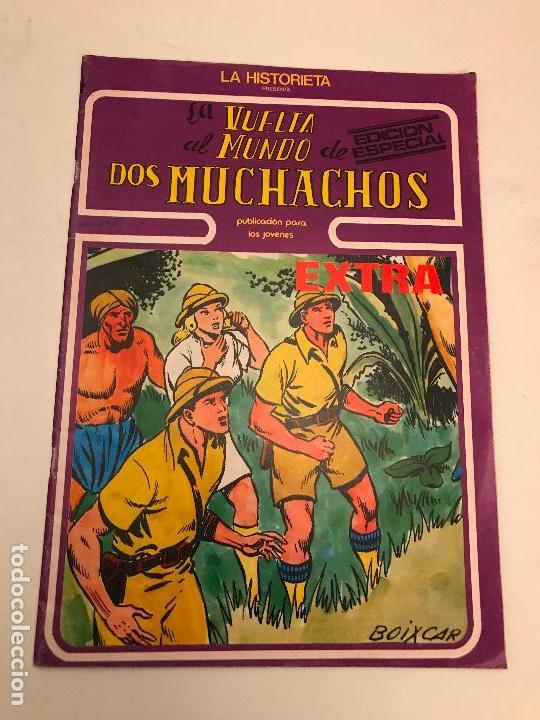 Cómics: COLECCION COMPLETA LA HISTORIETA PRESENTA BOIXCAR 12 NUMEROS. REGALO 3 NUMEROS EXTRAS 1981. URSUS - Foto 9 - 99813247