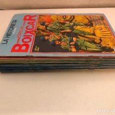 Cómics: COLECCION COMPLETA DE 17 NUMEROS. LA HISTORIETA PRESENTA ESPECIAL BOIXCAR 1982. URSUS. . Lote 99814463