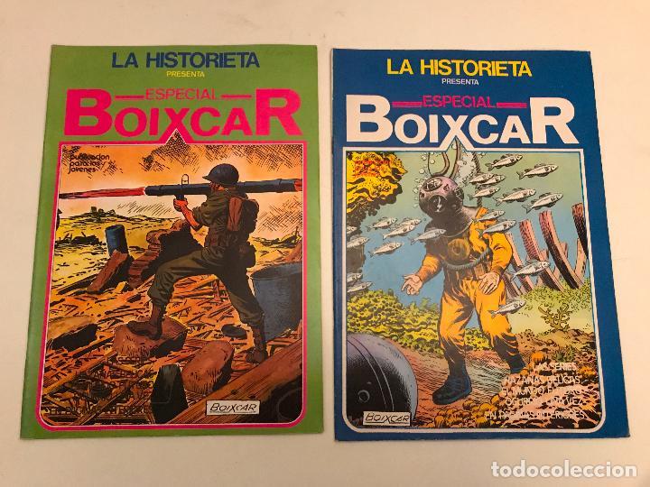 Cómics: COLECCION COMPLETA DE 17 NUMEROS. LA HISTORIETA PRESENTA ESPECIAL BOIXCAR 1982. URSUS. - Foto 4 - 99814463